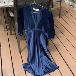 Graham & Spencer navy dress - PRICE DROP!
